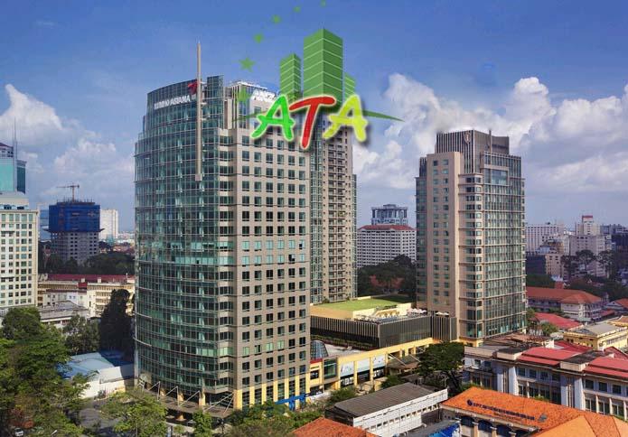 Tòa nhà Kumho Asiana Plaza Sài Gòn, đường Lê Duẩn, quận 1