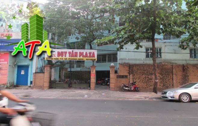 Văn phòng cho thuê Duy Tân Plaza, đường Cao Thắng, Quận 10