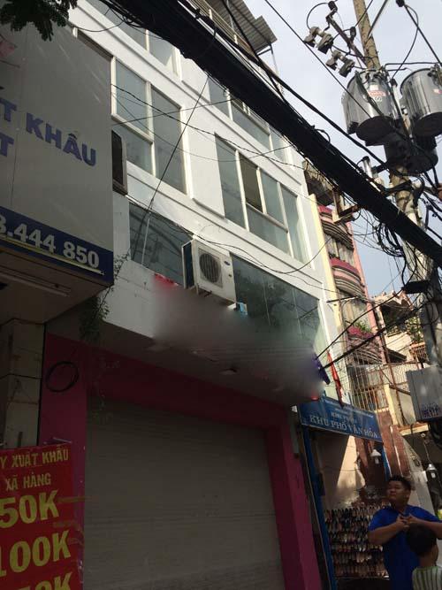Cho thuê văn phòng diện tích 160m2 - tầng 2, mặt tiền Lê Văn Sỹ, Tân Bình