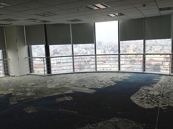 sàn trống tòa nhà văn phòng quận 3 bảo mình bảo tower