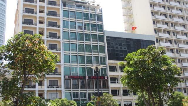 Vietcom Real Building