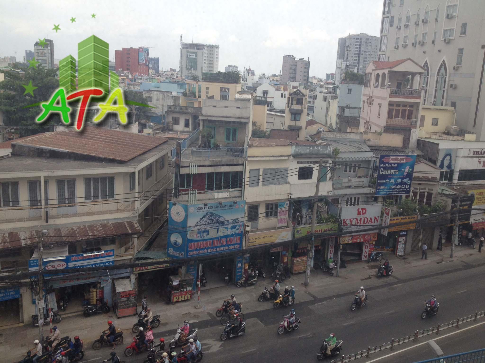 văn phòng cho thuê quận Phú Nhuận, Văn Oanh Building đường Phan Đăng Lưu, office for lease in Phu Nhuan District