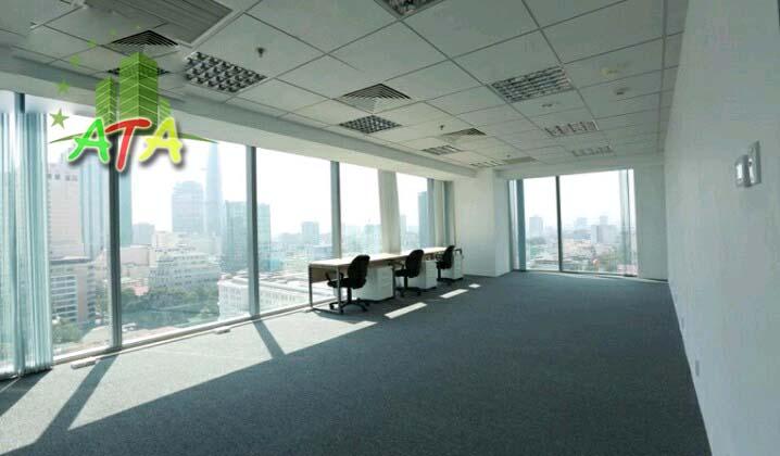 văn phòng cho thuê quận 4 - HC Tower - Đường Hoàng Diệu - Office for lease in HCMC