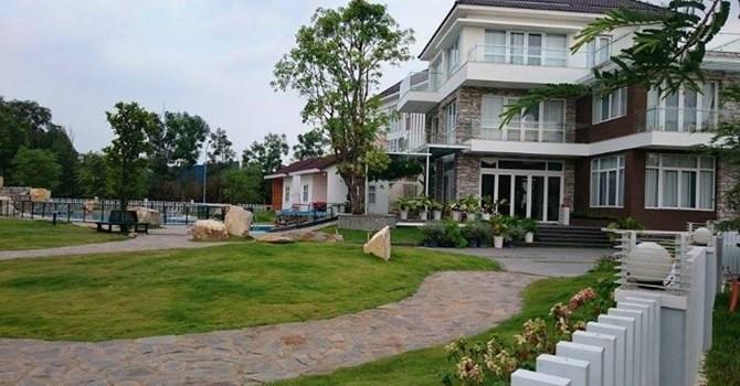 Jamona Home Resort: Biệt thự 2 tỷ hút khách Tp.HCM