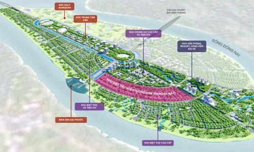 Đại gia Hồng Kong thâu tóm hàng loạt siêu dự án bất động sản TP.HCM