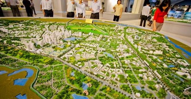 Hà Nội phê duyệt quy hoạch khu đô thị Tây Thăng Long
