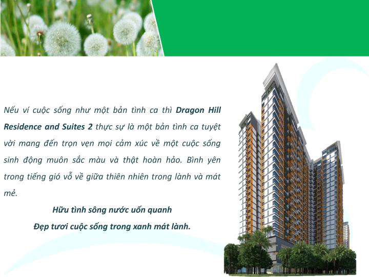 phối cảnh tổng thể dự án dragon hill 2