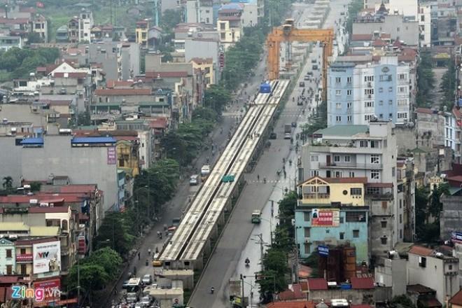 Hà Nội: Công bố giá bồi thường đất thu hồi xây tuyến ga ngầm