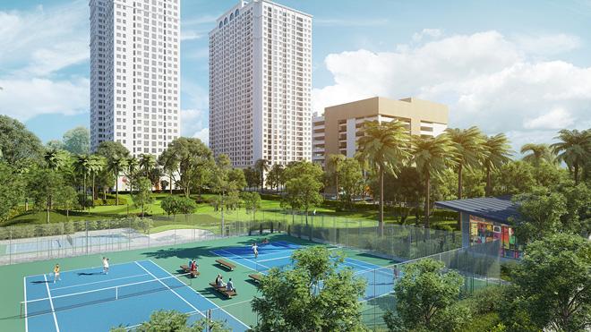 Ước mơ mua nhà tại thủ đô không còn là việc khó với Eco-Lake View