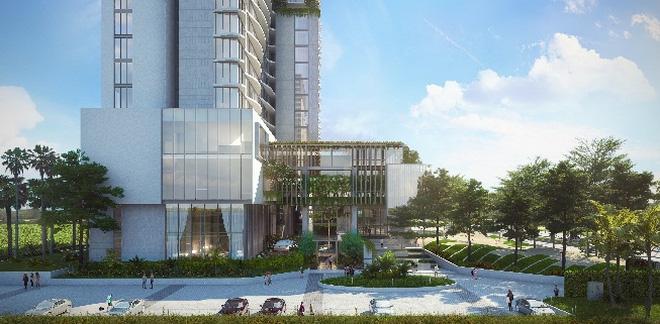 Nở rộ mô hình đầu tư phát triển condotel hình thức cho thuê tại Hà Nội
