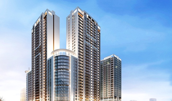 Điểm thu hút nhà đầu tư đối với dự án chung cư Sun Square