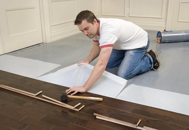 Trước khi lát sàn gỗ cần lưu ý một vài điểm sao?