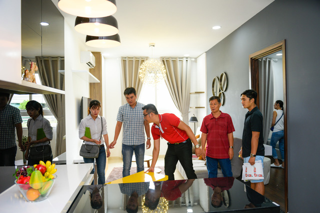 Bạn quan tâm điều gì nhất khi mua căn hộ chung cư?