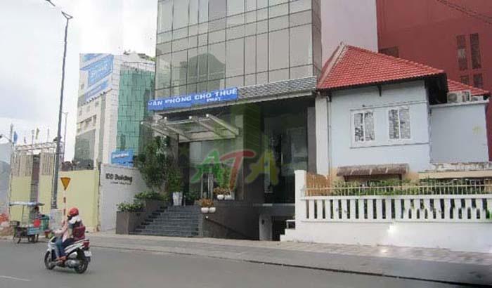 Văn phòng cho thuê quận 3 - mặt tiền đường Lý Chính Thắng