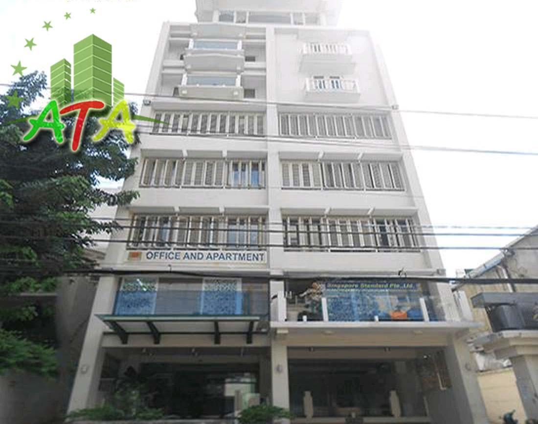 Văn phòng cho thuê quận 3 - đường Nguyễn Thị Diệu