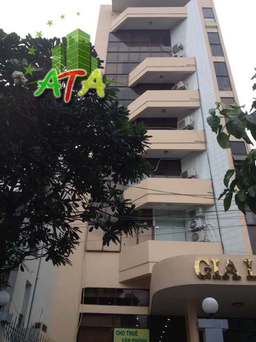 Văn phòng cho thuê quận 3 - đường Nguyễn Đình Chiểu